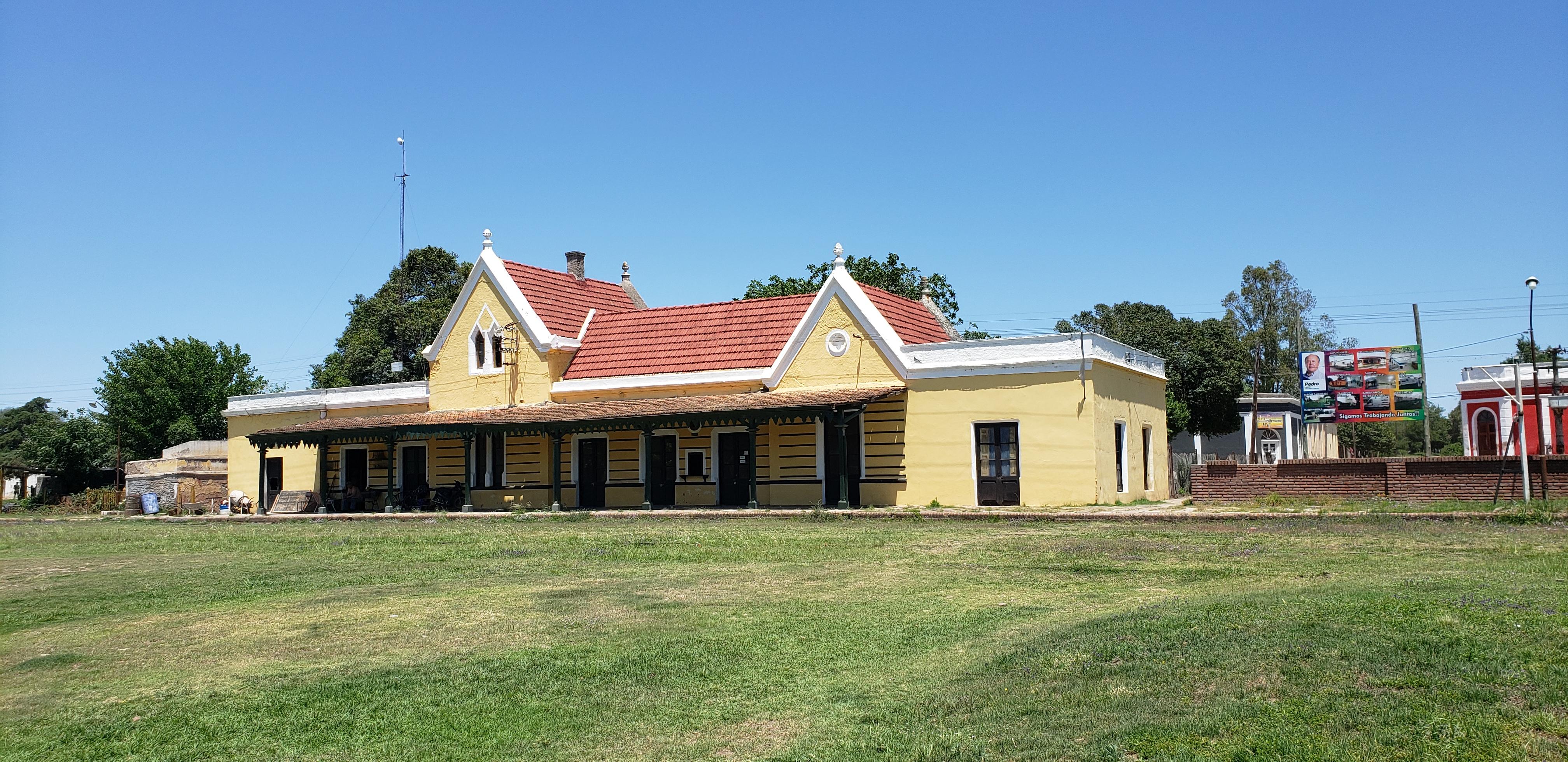 Estación AVELLANEDA