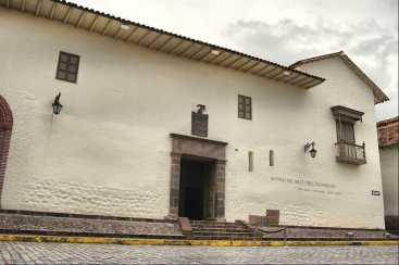 Casa Cabrera, Cuzco