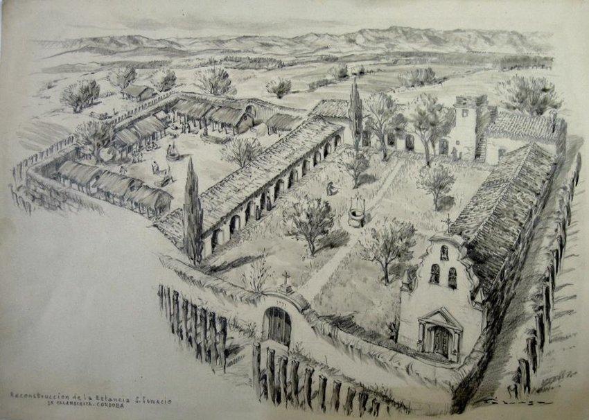 Estancia San Ignacio de Calamuchita